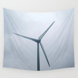 Wind generator Wall Tapestry