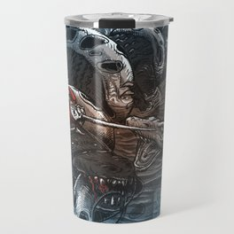 Marsh Madness  Travel Mug