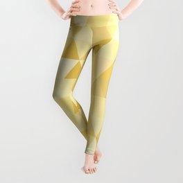 Small Golden Triangles Leggings