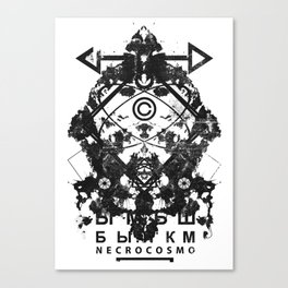 necrocosmo Canvas Print
