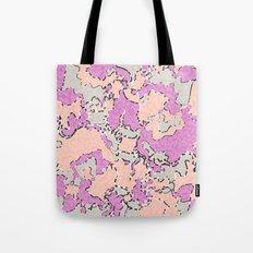 Cartografía de Orquídea  Tote Bag
