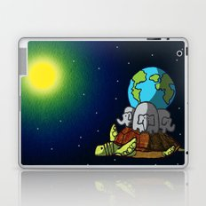 New Turtle Theory Laptop & iPad Skin
