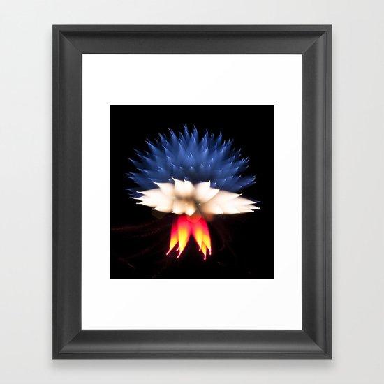 Efflorescence 30 Framed Art Print