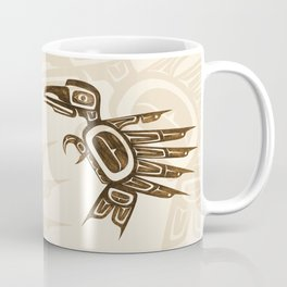 Dancing Ravens Coffee Mug