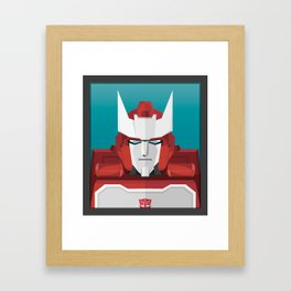 Ratchet MTMTE Framed Art Print