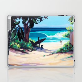 Ehukai Afternoon Laptop & iPad Skin