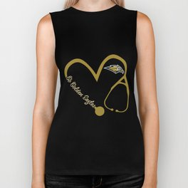 Oral Roberts Golden Eagles take care patient nurse Biker Tank