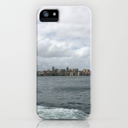 Harbour Bridge and the Opera House iPhone Case