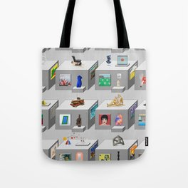 permanent collection Tote Bag