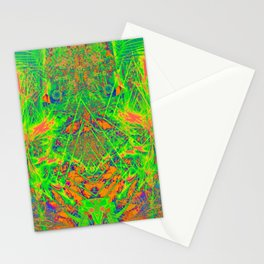 Extraterrestrial Palace 7(Ultraviolet) Stationery Cards