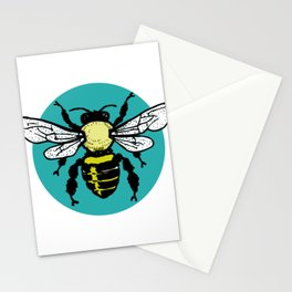 Beekeeper Bee Dad Bee Hive Stationery Cards