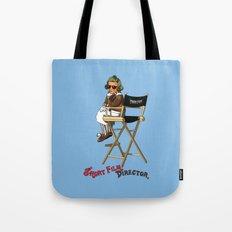 Short Film Director Tote Bag