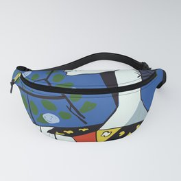 Picasso - Jacqueline with flowers Fanny Pack