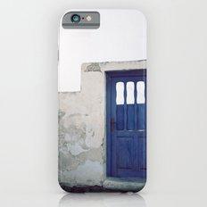 Santorini Door IV iPhone 6s Slim Case