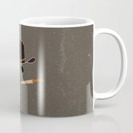 Django Unchained Movie Poster Coffee Mug
