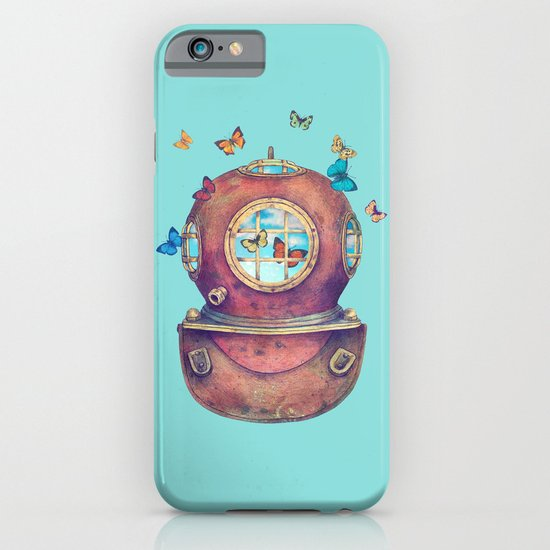 Inner Space - colour option iPhone & iPod Case