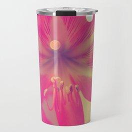 Secret Garden| Pink tigress  Travel Mug