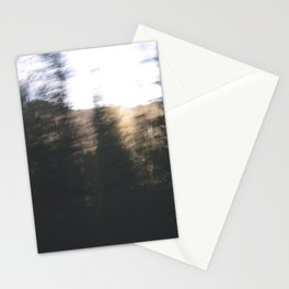 Trees Are Fast Stationery Cards