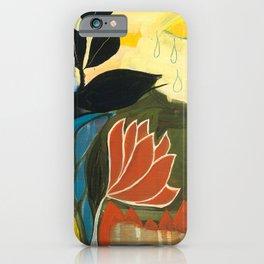 Dream of Rain iPhone Case