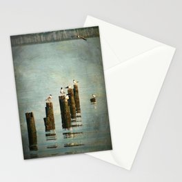 Morning Gulls Stationery Cards