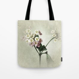 Lantana Flowers Tote Bag