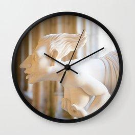 Modern Gargoyle Wall Clock
