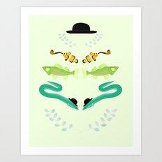 Fiskareva Art Print