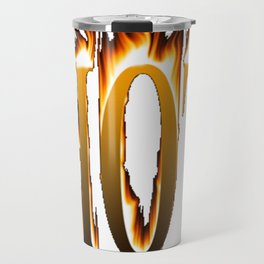 Flaming Hot Items for Your Hot Partner Travel Mug