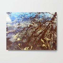 Storm Flotsam Metal Print