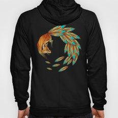 fox circle Hoody