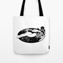 Don't stop the lullaby Tote Bag