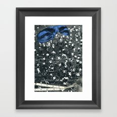 Dare To Be Different # 373 Framed Art Print