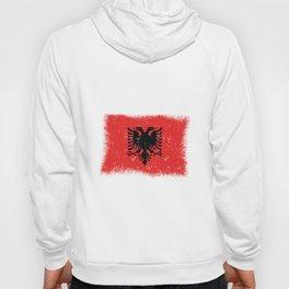 Albanian Flag   Albanian Balkans Holiday Gift Hoody