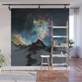 NORTHERN LIGHT ALASKA Wall Mural