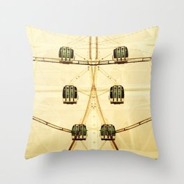 Im-possible Throw Pillow