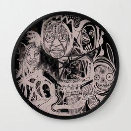 """""""Fake Pill"""" Wall Clock"""