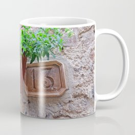 13 - Planter Door Coffee Mug