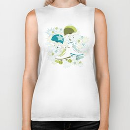 Roller Derby Rumble Biker Tank