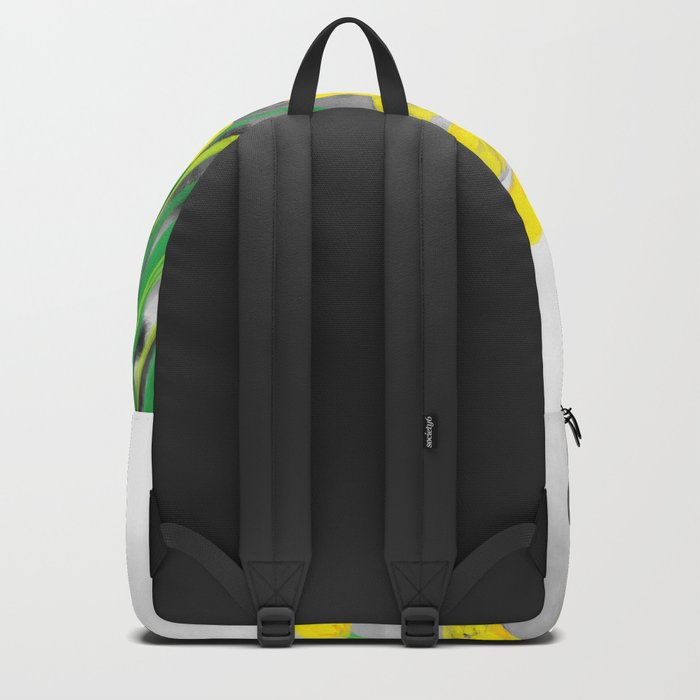 Yellow Flowers! Backpack