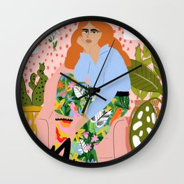 You can do everything you want Wall Clock