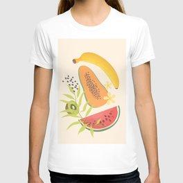 Tropical Fruits II T-shirt