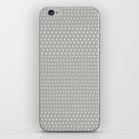 polka iPhone & iPod Skins featuring POLKA by Talley Carlston