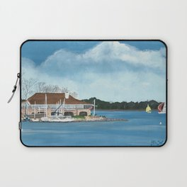 Jackson Yacht Club Laptop Sleeve