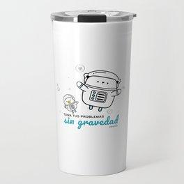 Travel Gravedad Travel Mug