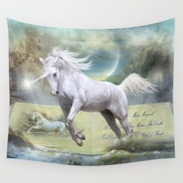 Pure Of Heart Wall Tapestry