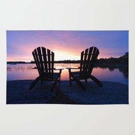 Muskoka Sunset Rug