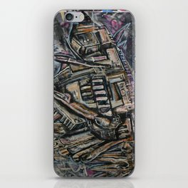 humboltd fin. iPhone Skin