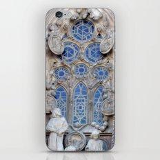 Sagrada Família, Barcelona (detail) iPhone & iPod Skin
