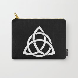 Celtic Trinity Knot Carry-All Pouch