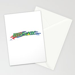 National Hispanic Heritage Month Stationery Cards